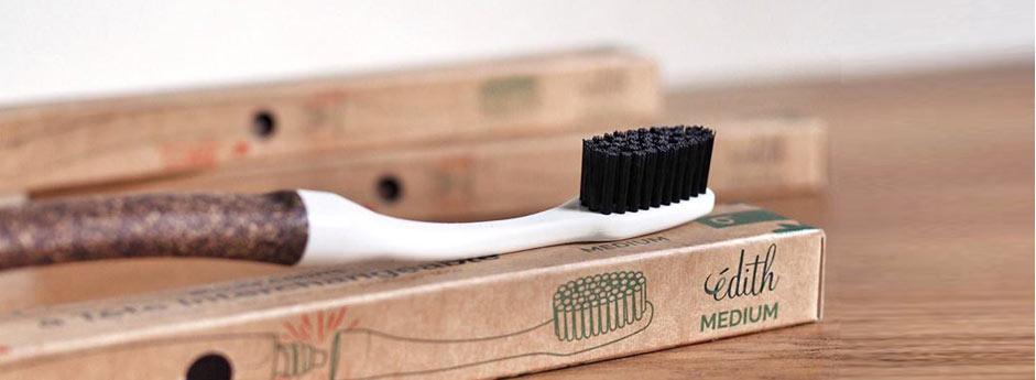 Les brosses à dents écologiques